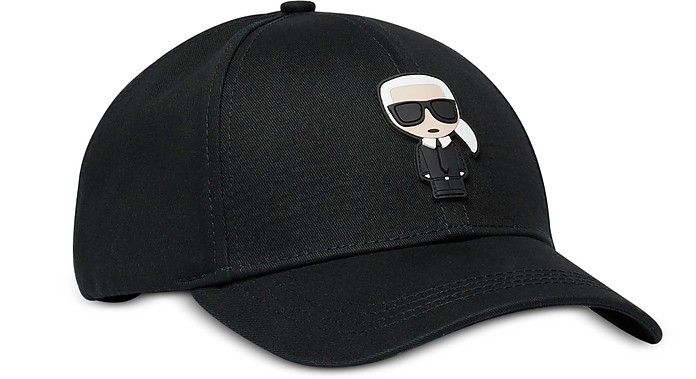 K/Ikonik Cap - Karl Lagerfeld