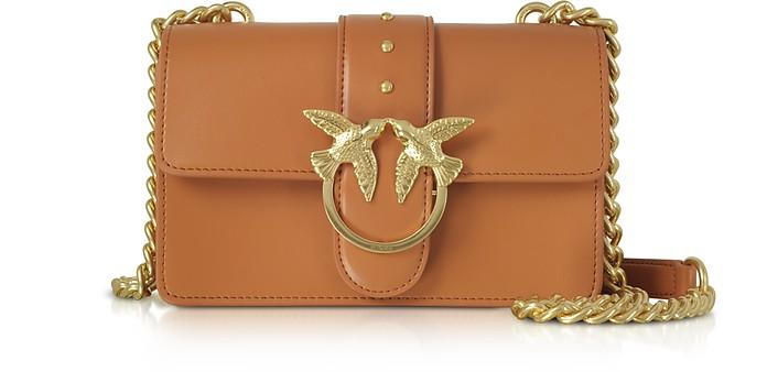 Mini Love Simply 3 Shoulder Bag - Pinko