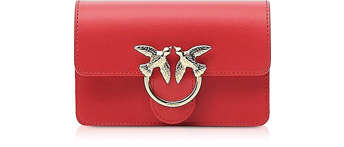 Red Love Baby Simply Shoulder/Belt Bag - Pinko