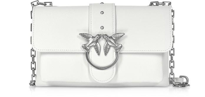 White Love Mini Soft Simply Shoulder Bag - Pinko / ピンコ
