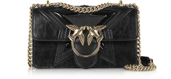 Love Mini Rockstar Shoulder Bag - Pinko