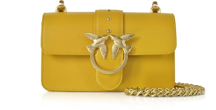 Mini Love Simply Shoulder Bag - Pinko