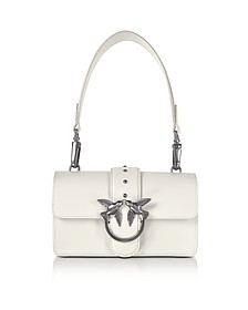 Mini Love Leather Shoulder Bag - Pinko
