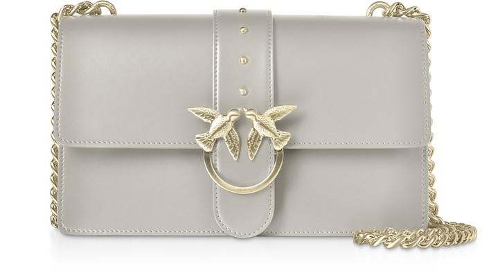 Love Simply Bag in Pelle con Tracolla - Pinko