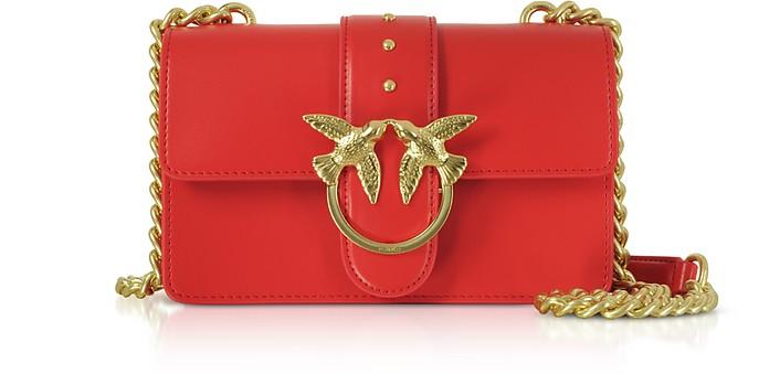 Mini Love Crossbody Bag - Pinko