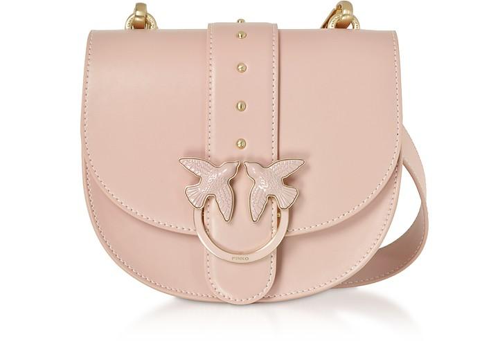 Round Love Crossbody bag - Pinko