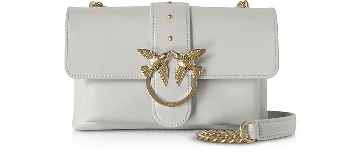 Mini Love Soft Shoulder Bag - Pinko
