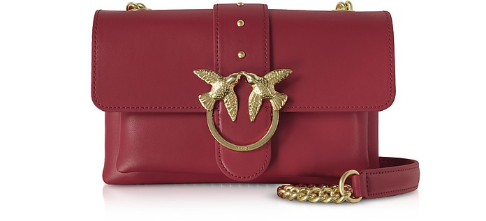 Mini Love Soft Borsa in Pelle con Tracolla - Pinko
