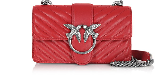 Mini Love Mix Crossbody Bag - Pinko