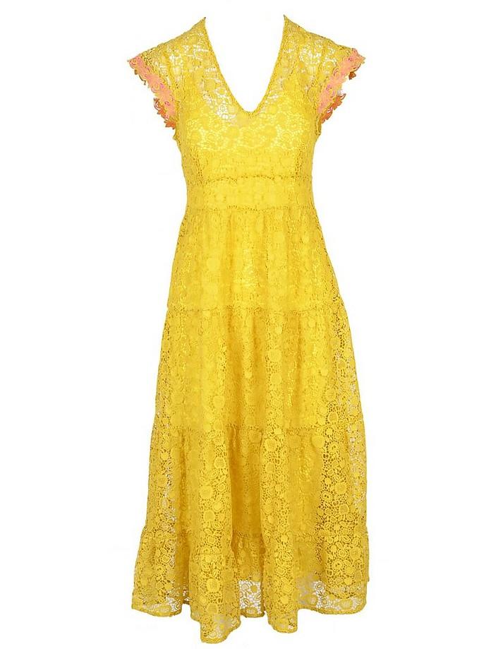 Women's Orcher Dress - Pinko