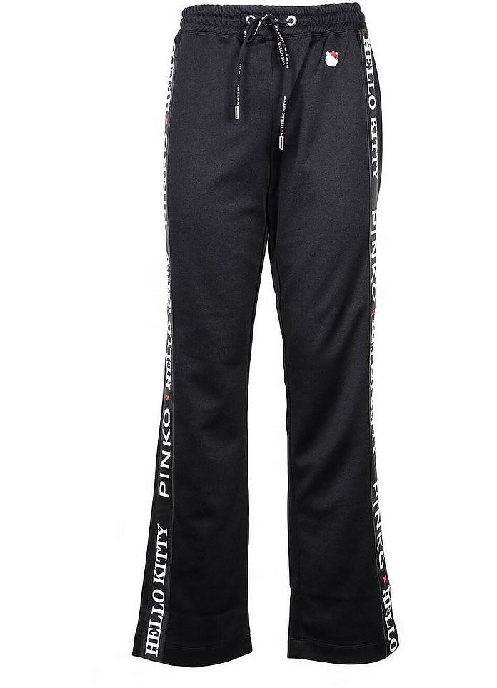 Women's Black Pants - Pinko