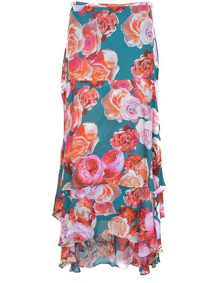 Women's Fantasy Print Skirt - Pinko