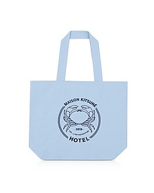 Hotel Canvas Tote Bag