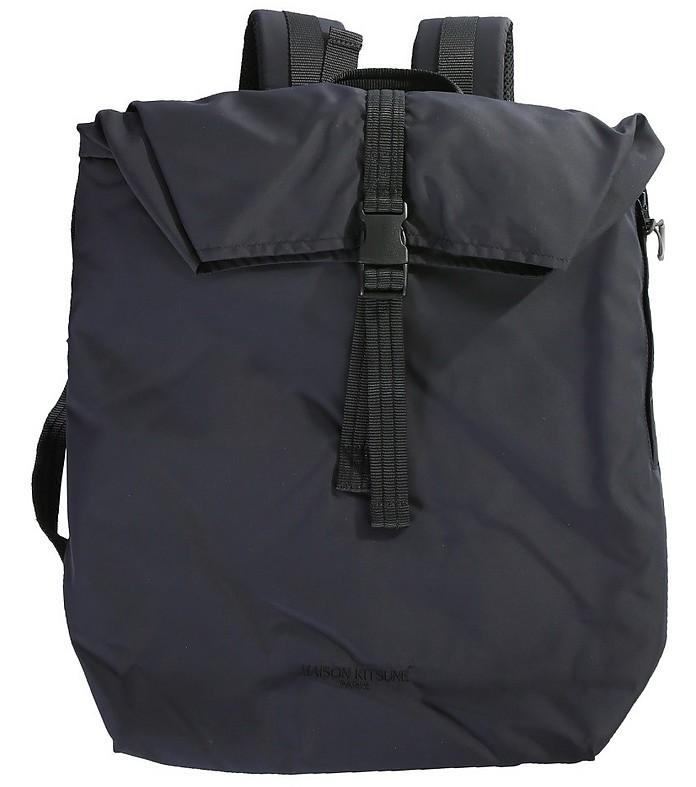 Nylon Backpack - Maison Kitsuné