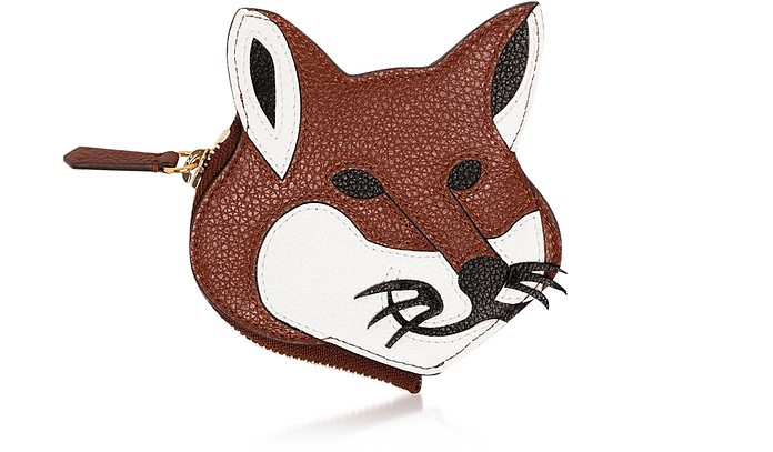 Fox Coin Purse - Maison Kitsuné