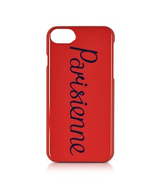 Parisien Red Iphone 7 Case - Maison Kitsuné