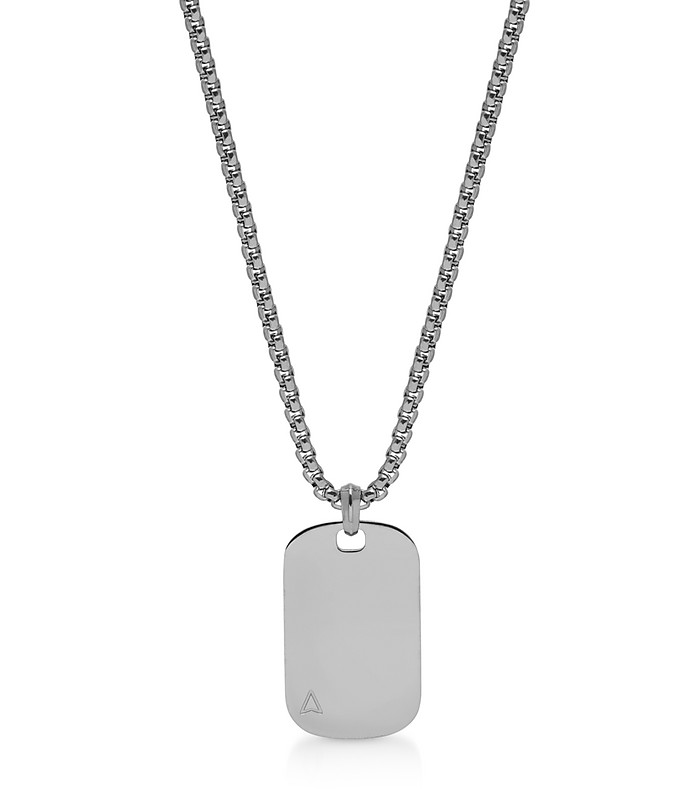 Ns Id Tag Necklace - Northskull