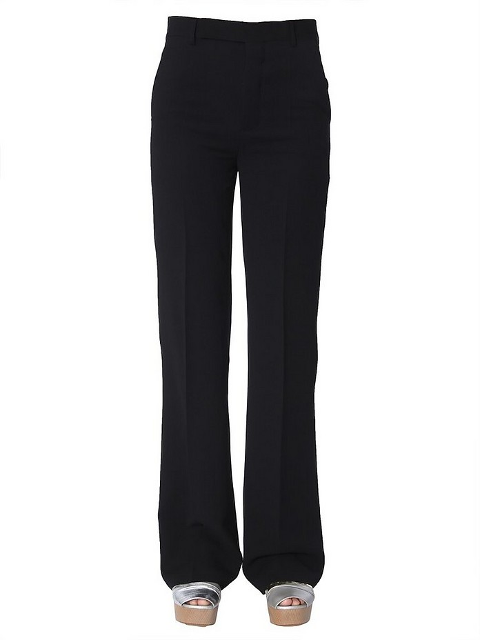 Wide Trousers - Rick Owens