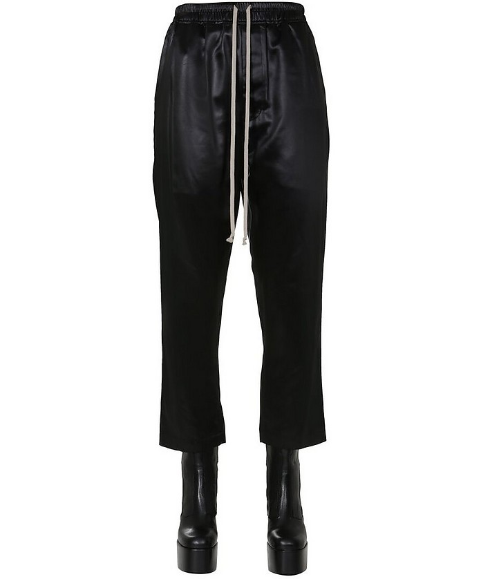 Slim Fit Trousers - Rick Owens