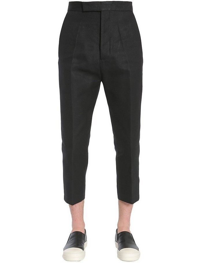 """""""Bolans"""" Trousers - Rick Owens"""
