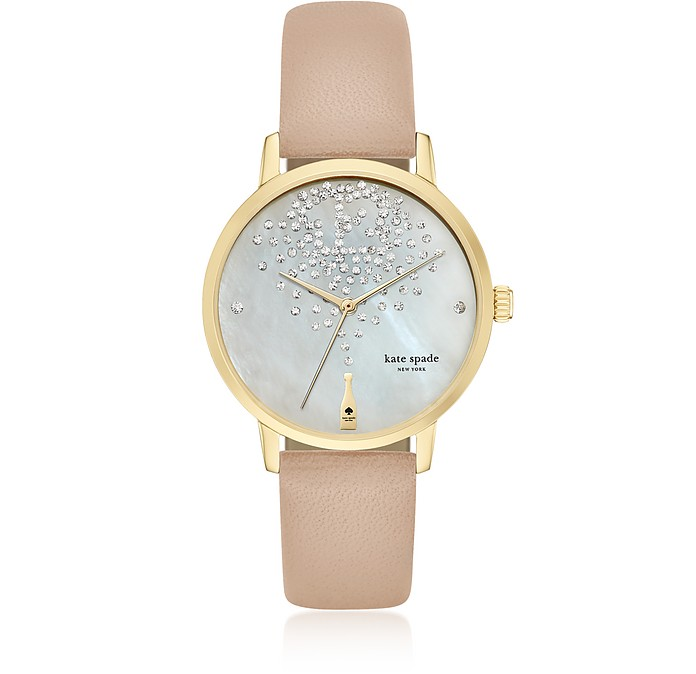 Metro Champagne Women's Watch - Kate Spade New York