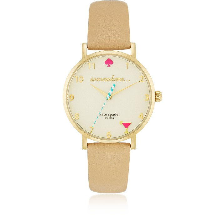 5 O'Clock Somewhere Metro Women's Watch - Kate Spade New York