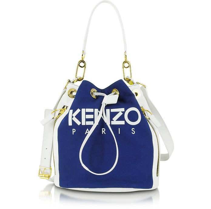 b1acf3bb28 Kenzo Kenzo Kanvas Bucket Bag at FORZIERI