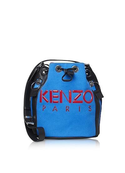 Kenzo Kombo Beuteltasche aus Canvas - Kenzo