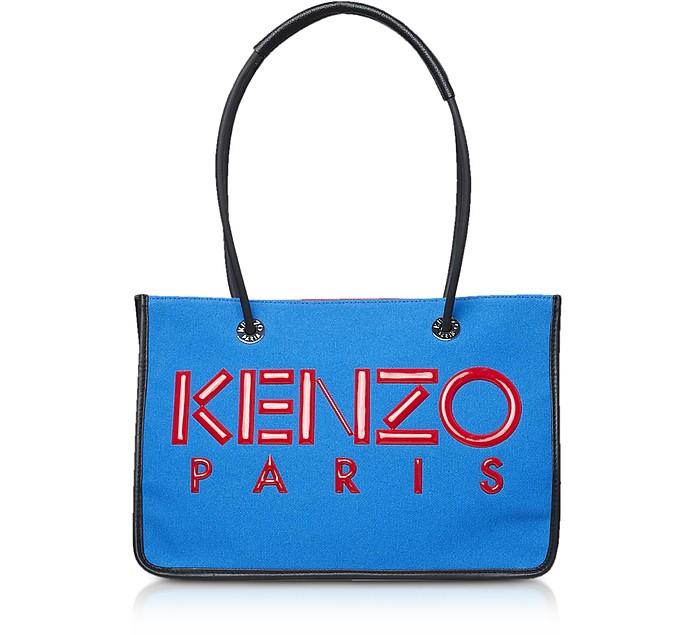 Kenzo Kombo Shopper aus Canvas  - Kenzo