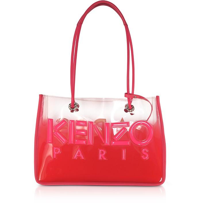Transparent Kombo Tote - Kenzo