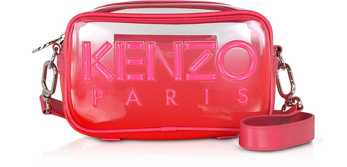 Transparent Kombo Crossbody bag - KENZO / ケンゾー