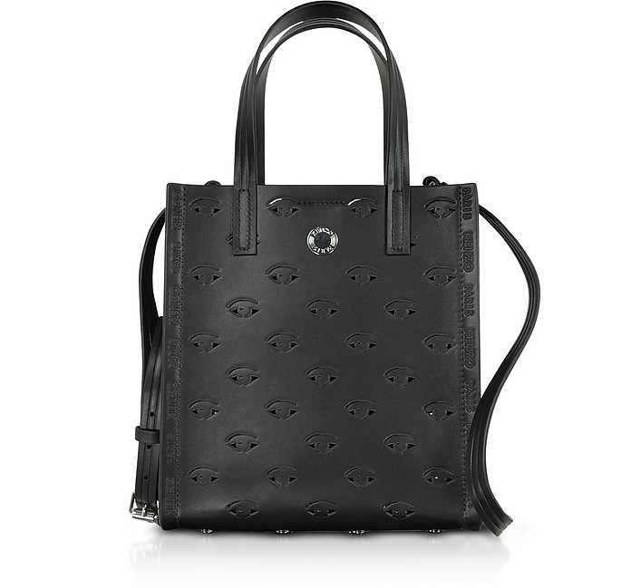 Leather Blink Small Tote - Kenzo