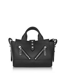 Mini Kalifornia Gommato Leather Handbag - Kenzo