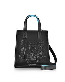 Black Mini Tiger Tote Bag - Kenzo