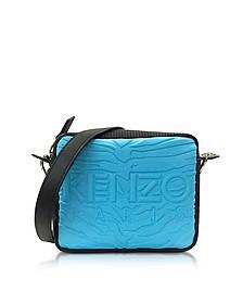 Color Block Neoprene Camera Bag - Kenzo