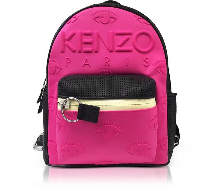 Fuchsia Large Kombo Backpack - Kenzo