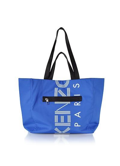 Nylon Logo Tote Bag - Kenzo