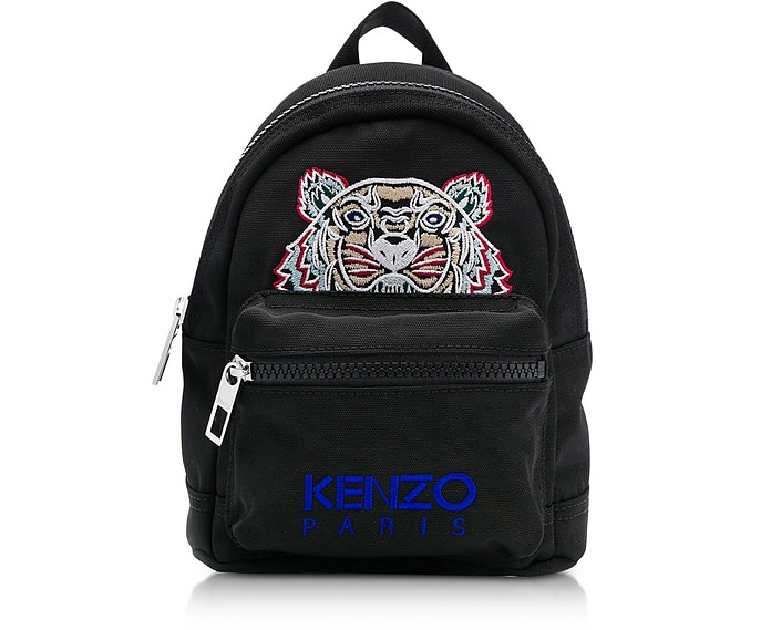 Mini Tiger Canvas Backpack - Kenzo