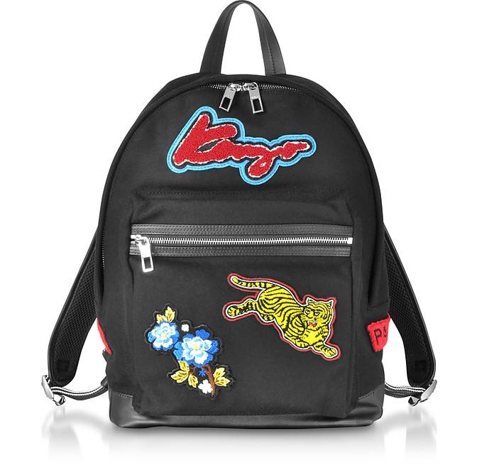 Kenzo Patches Nylon Backpack - Kenzo