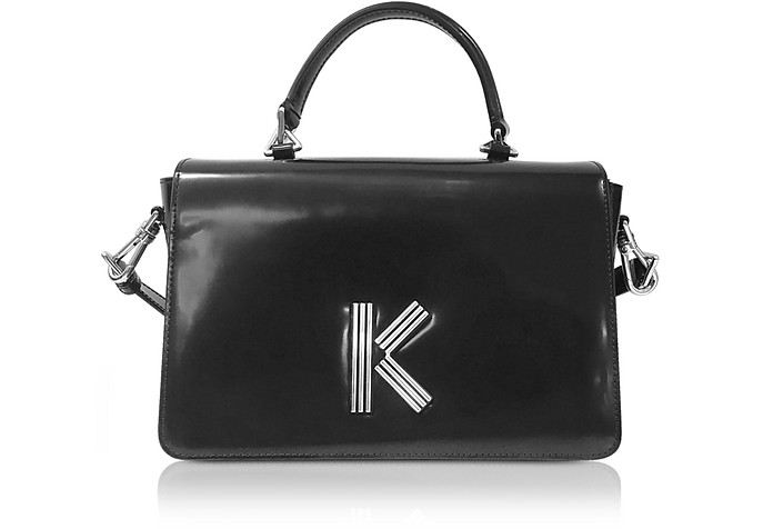 Black Crossbody K-Bag - Kenzo