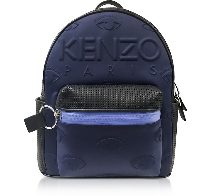 Ink Blue Large Kombo Backpack - Kenzo
