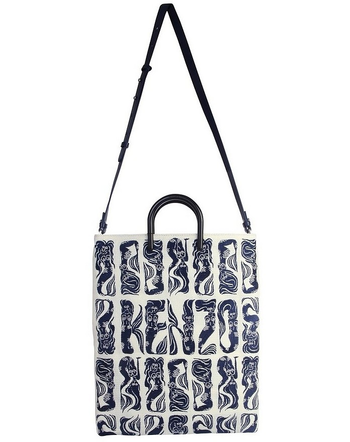 """Mermaids"" Tote Bag - Kenzo"
