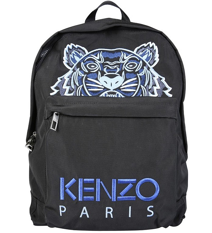 Black Backpack With Logo - Kenzo