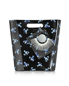 Large May Flowers Stiff Tote Bag - Kenzo
