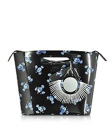 Medium May Flowers Stiff Tote Bag - Kenzo