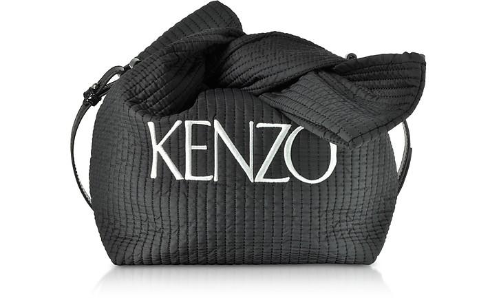 Signature Nylon Clutch Bag - Kenzo