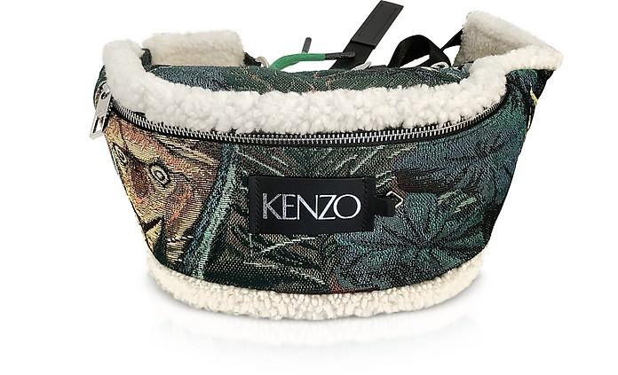 Tapestry Jacquard Bumbag - Kenzo