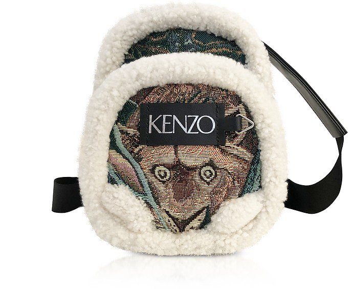 51e1fdf944 Kenzo Tapestry Jacquard Memento Small Crossbody Bag at FORZIERI UK