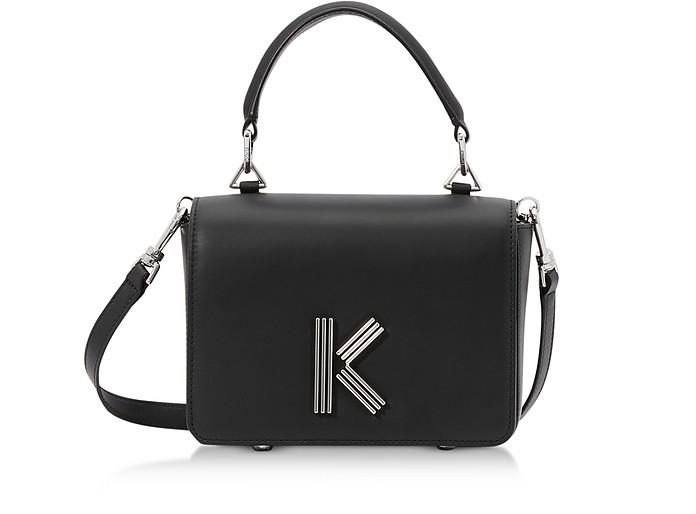 Kenzo Black Top Handle Bag - Kenzo