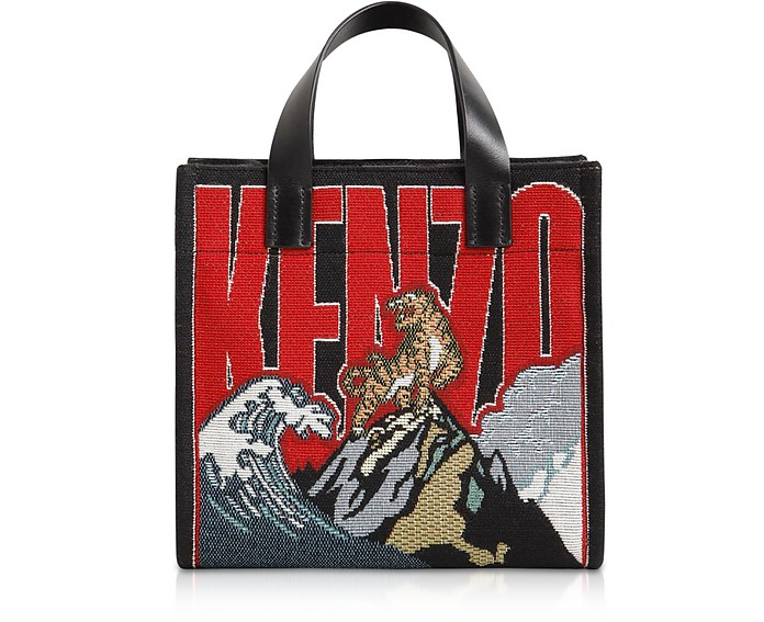 Kenzo Jungle Tiger Mountain Tote Bag - Kenzo